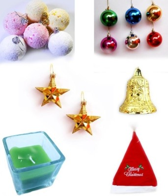 Smartkshop Christmas Tree Decoration Set