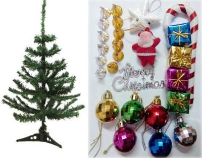Y & J Christmas Tree Decoration Set