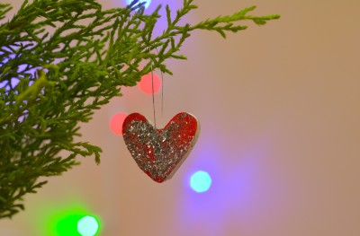 Toynest Heart Hanging Ornaments