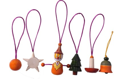 Anuradha Wooden Decorations Miniature Christmas Tree