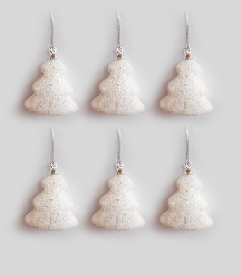 Smartkshop Snow Christmas Tree Hanging Snow Flake
