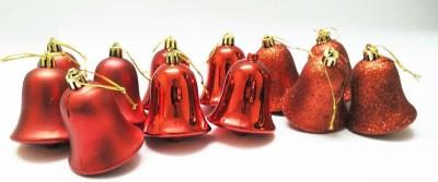 Magical Petals 124 Ornamental Bells