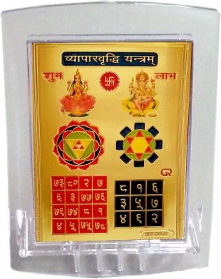 Gold Art 4 U Vyapar Vridhi b2 Fiber Yantra