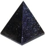 Pyramid Tatva Blue gold stone Crystal Ya...