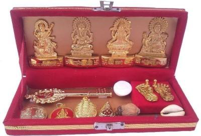 GCMR Shri Dhan Laxmi-Kuber Bhandari Iron Yantra