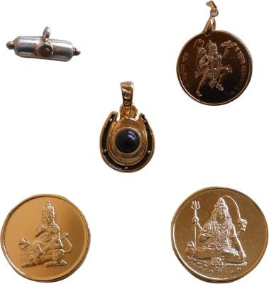 Kumar agencies Mangal shani kawach Brass Yantra
