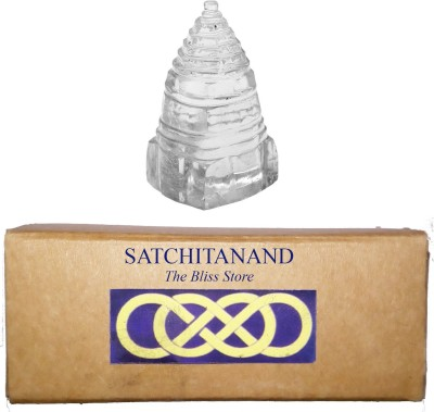 Satchitanand Pure Sphatik Crystal Yantra