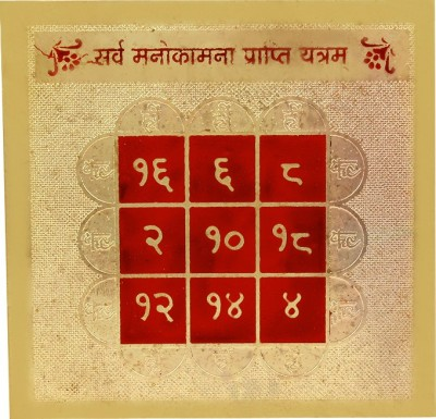 Jewel99 Copper Yantra(Pack of 1)