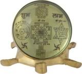 Ramraj Brass Yantra (Pack of 1)