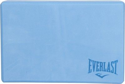 Everlast Yoga Yoga Blocks(Blue Pack of 1)