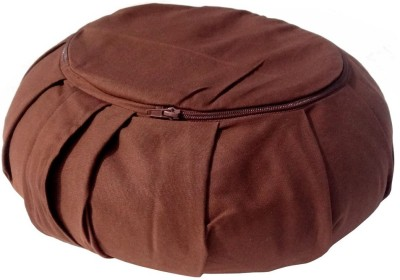Gravolite Meditation Yoga Blocks(Brown Pack of 1)