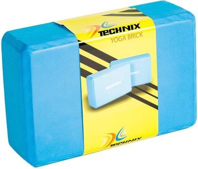 Technix BRICK Yoga Blocks(Blue Pack of 1)