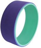 The SweatShop Yoga wheel Purple/Cyan Yog...