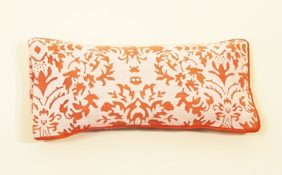 Kanyoga Eye Pillow Yoga Blocks(Orange, White Pack of 1)