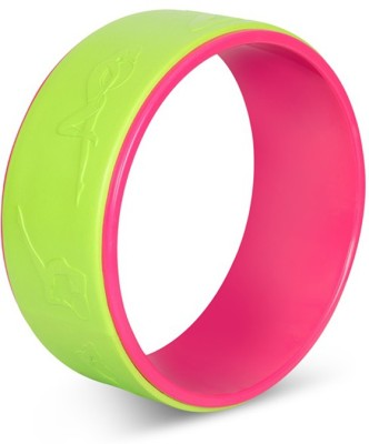 Viva Fitness EXERCISE Yoga Blocks(Green, Pink Pack of 1)