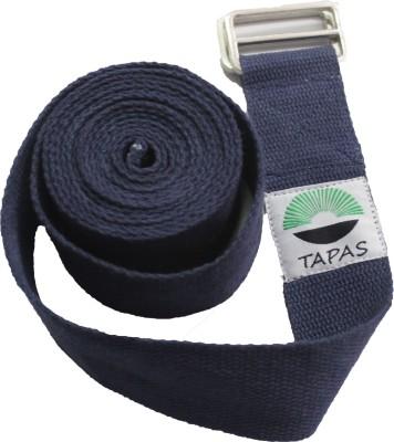 Tapas Tys005, Metallic Buckles Cotton Yoga Strap