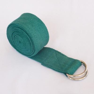 HealthAndYoga HNY1104167 Cotton Yoga Strap