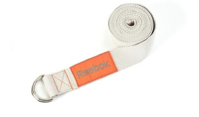 Reebok RSYG-10023 Cotton, Nylon Yoga Strap