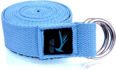 Top Yogi Belt Light Cotton Yoga Strap