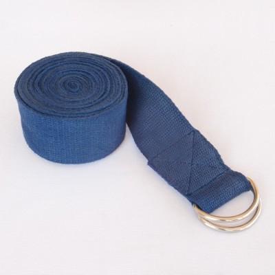 HealthAndYoga HNY1104165 Cotton Yoga Strap