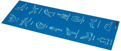 Body Sculpture Yoga Mat Polypropylene Yoga Strap