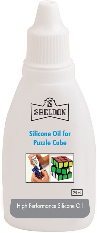 Sheldon 25 ml Yoyo Oil & Lubricant(25 ml)