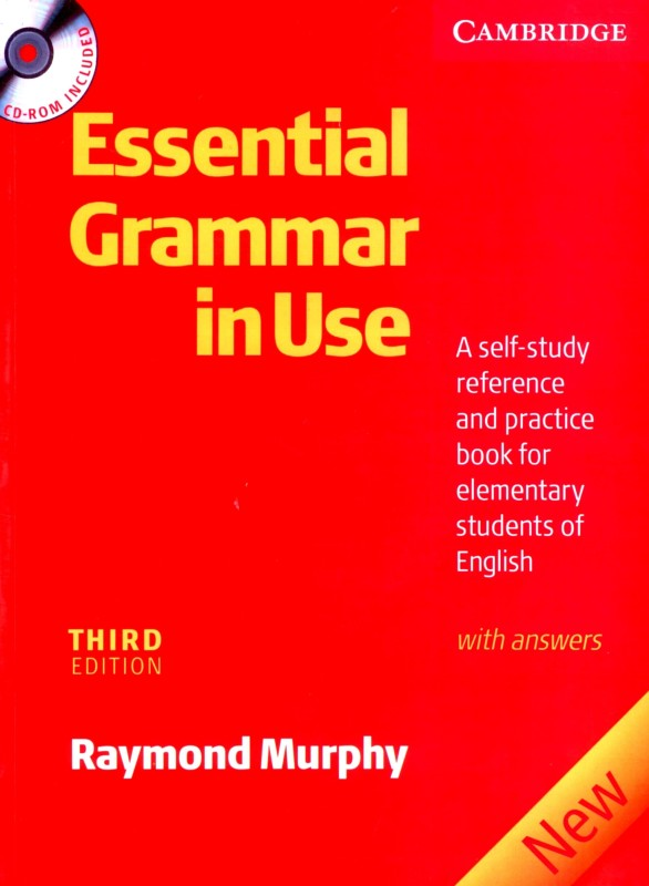 Essential Grammar In Use 3rd Edition(English, Paperback, Murphy)
