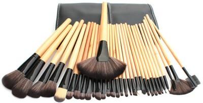 Foolzy Set of 32 Professional Makeup Brushes Kit