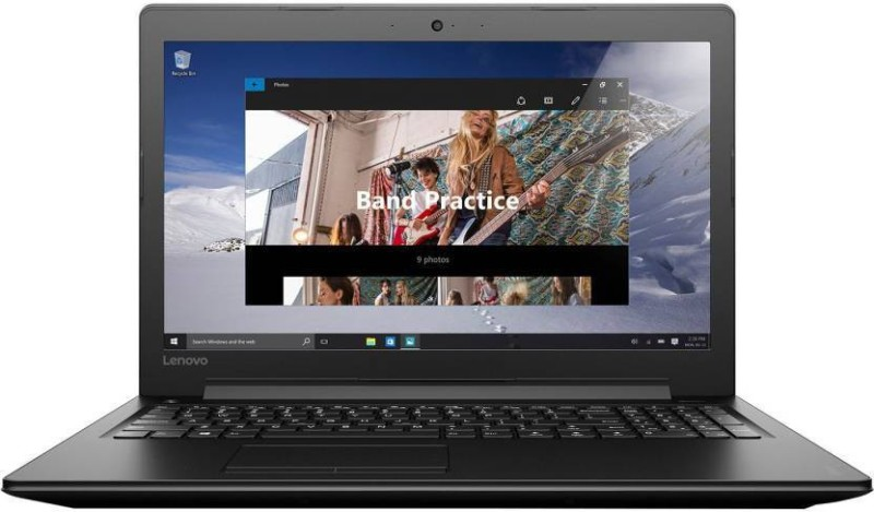 Lenovo Ideapad 310 APU Quad Core A10 7th Gen - (8 GB/1 TB HDD/Windows 10 Home/2 GB Graphics) 80ST004HIH 310 Notebook(15.6 inch, Black, 2.2 kg)