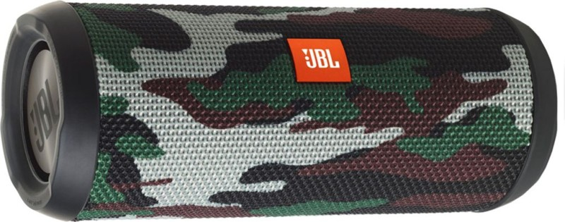JBL FLIP 3 Portable Bluetooth Mobile/Tablet Speaker(SQUAD, 2.0 Channel)