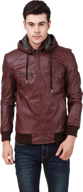 Fashion Mantra Full Sleeve Solid Men's Jacket