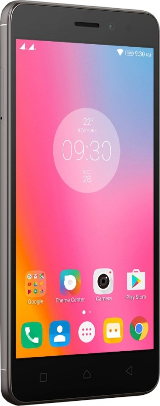 Lenovo K6 Power (Dark Grey, 32 GB)(3 GB RAM)