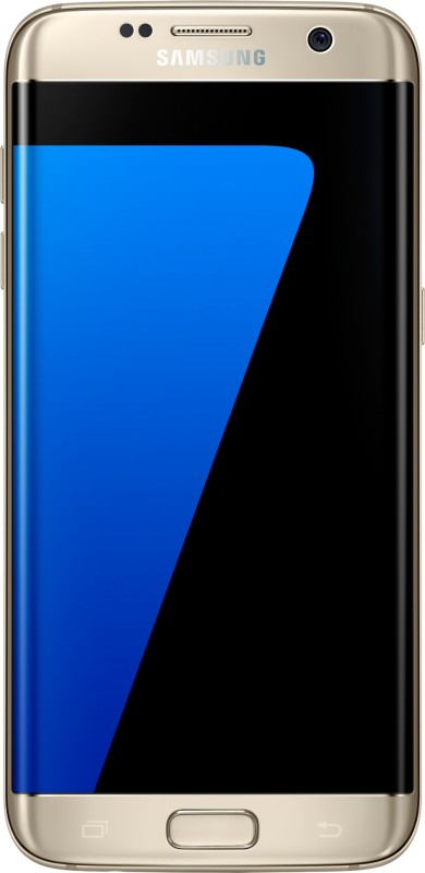 SAMSUNG Galaxy S7 Edge (Gold Platinum, 32 GB)
