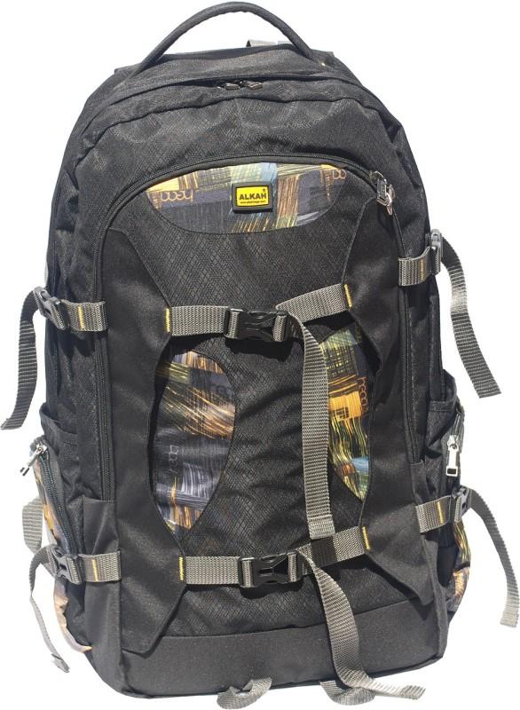 Alkah Hiking Bag Rucksack  - 20 L(Multicolor)