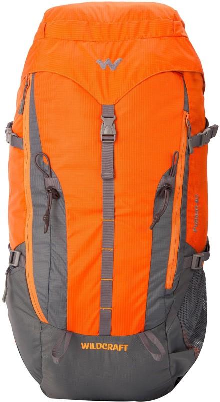 Wildcraft Pumori Rucksack  - 40 L(Orange)