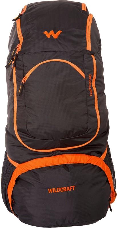 Wildcraft Outrider 40 2 Rucksack  - 40 L(Orange)