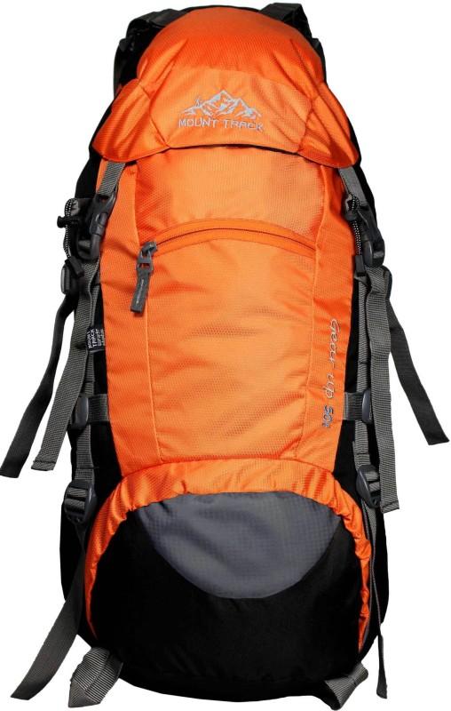 Mount Track Gear Up Rucksack  - 50 L(Orange)