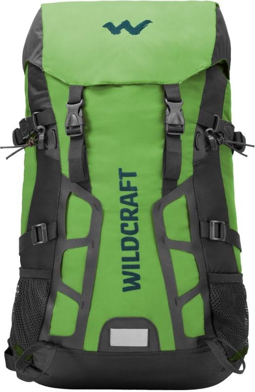 Wildcraft Traya Online Rucksack(Green)
