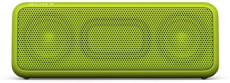 Sony SRS-XB3 Portable Bluetooth Speakers(Light Green, 2 Channel)