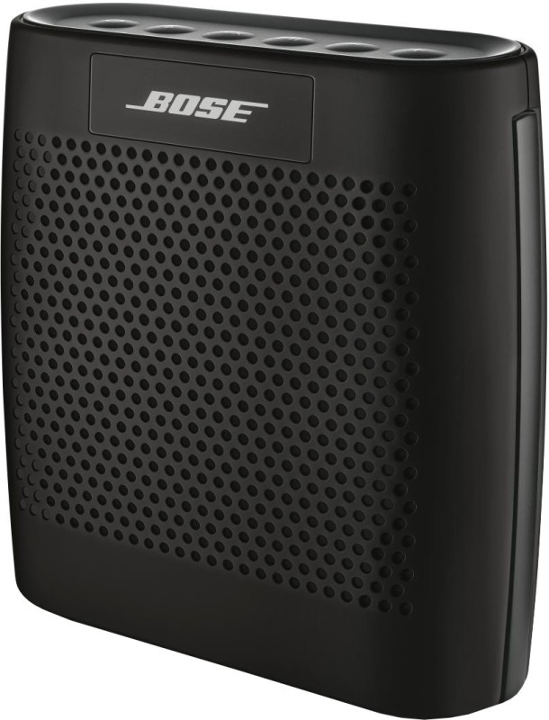 Bose SoundLink Color BT Portable Bluetooth Mobile/Tablet Speaker(Black, 1 Channel)