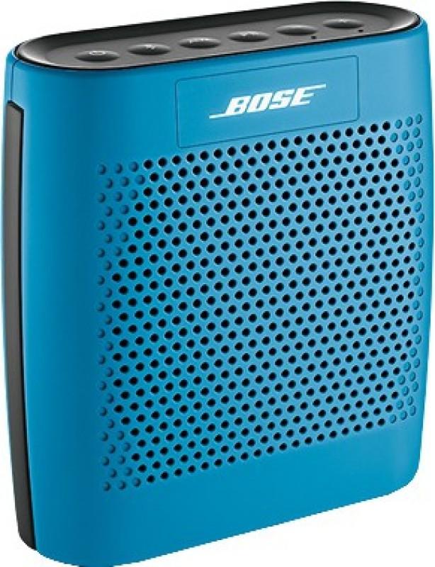 Bose SoundLink Color BT Portable Bluetooth Mobile/Tablet Speaker(Blue, Mono Channel)