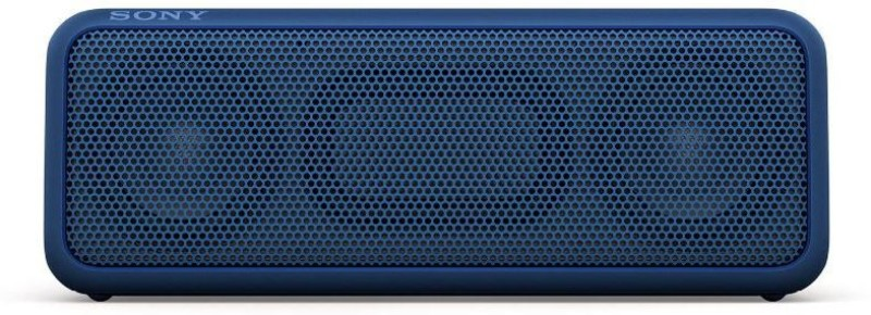 Sony SRS-XB3 Portable Bluetooth Speakers(Blue, 2 Channel)