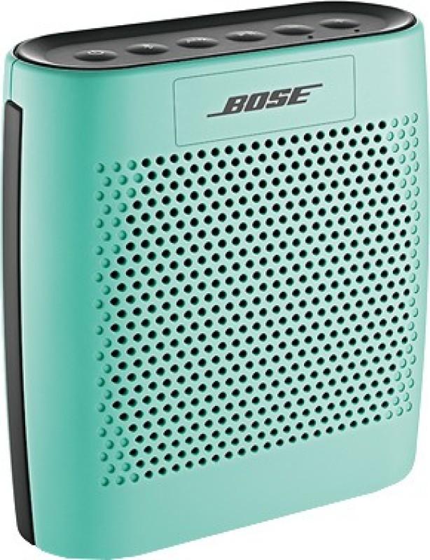 Bose SoundLink Color BT Portable Bluetooth Mobile/Tablet Speaker(Mint, Mono Channel)